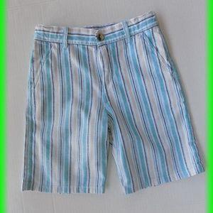 Other - Janie and Jack Stripes Boys Shorts Size 5